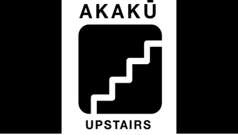 sized akaku upstairs logo